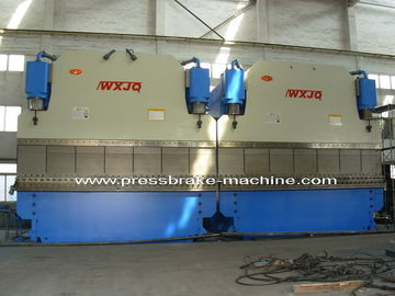 Electrical 3200 T Allsteel Press Brake Steel Gending Equipment