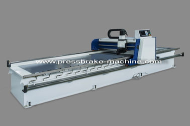Automatic 4 Axes Sheet Grooving Machine / V Groove Cutting Machine Gantry Type